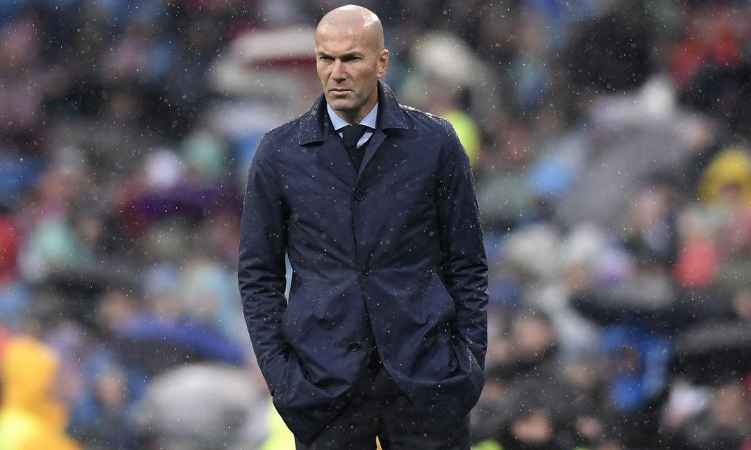 Zidane non ci sta: 'Il Real è ancora vivo'