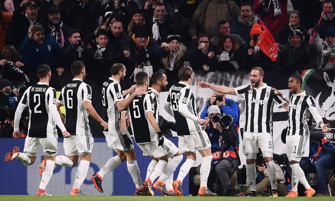 Champions, la Juve si qualifica ai quarti di finale se...