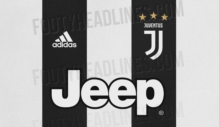 Maglia Juventus modello