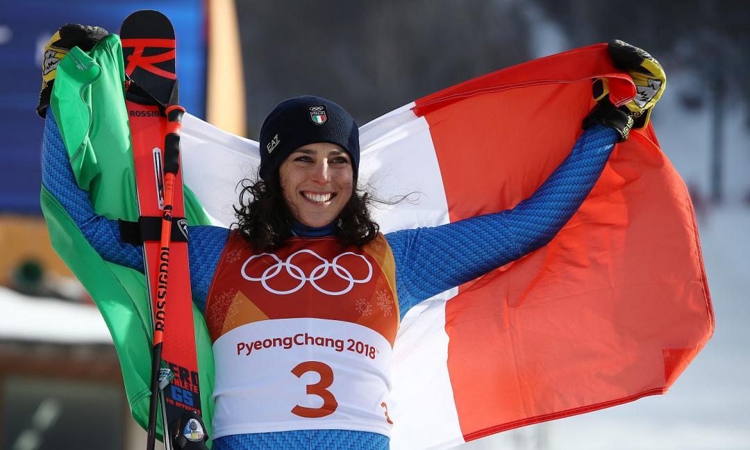 Pazzesca Brignone: bronzo olimpico nel gigante femminile! I dettagli