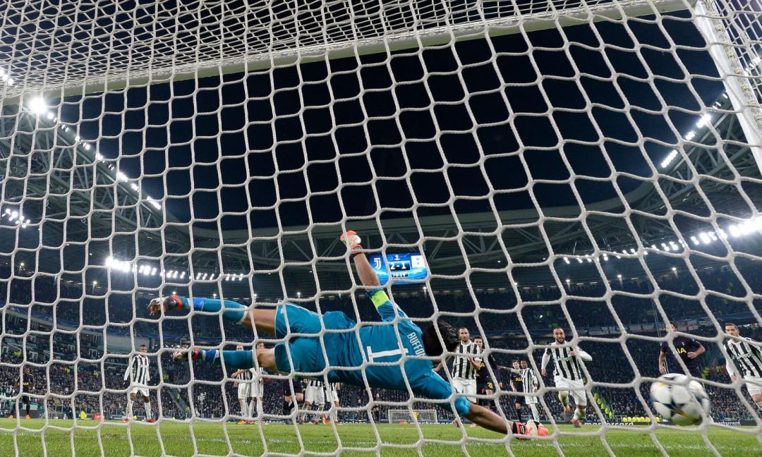 Ziliani choc: 'Buffon: più reattivo su Casemiro, Eriksen o Muntari?' FOTO