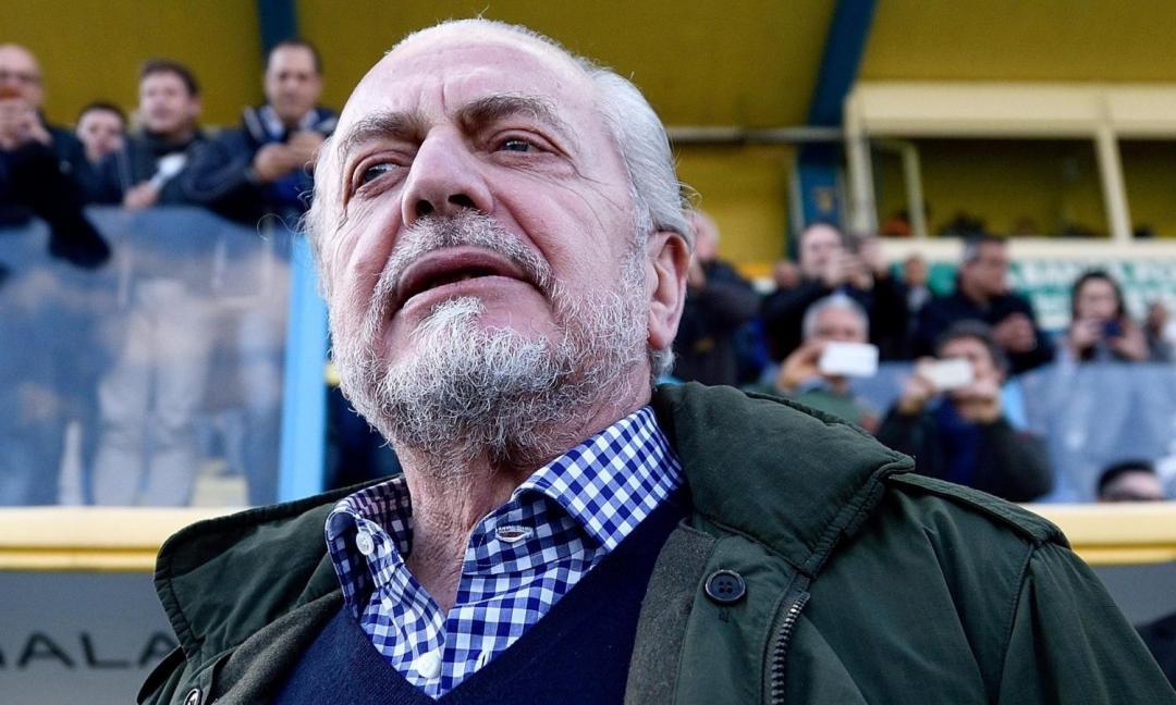 De Laurentiis senza vergogna: 'La Juve ci ha rubato lo scudetto, noi siamo gli onesti!'