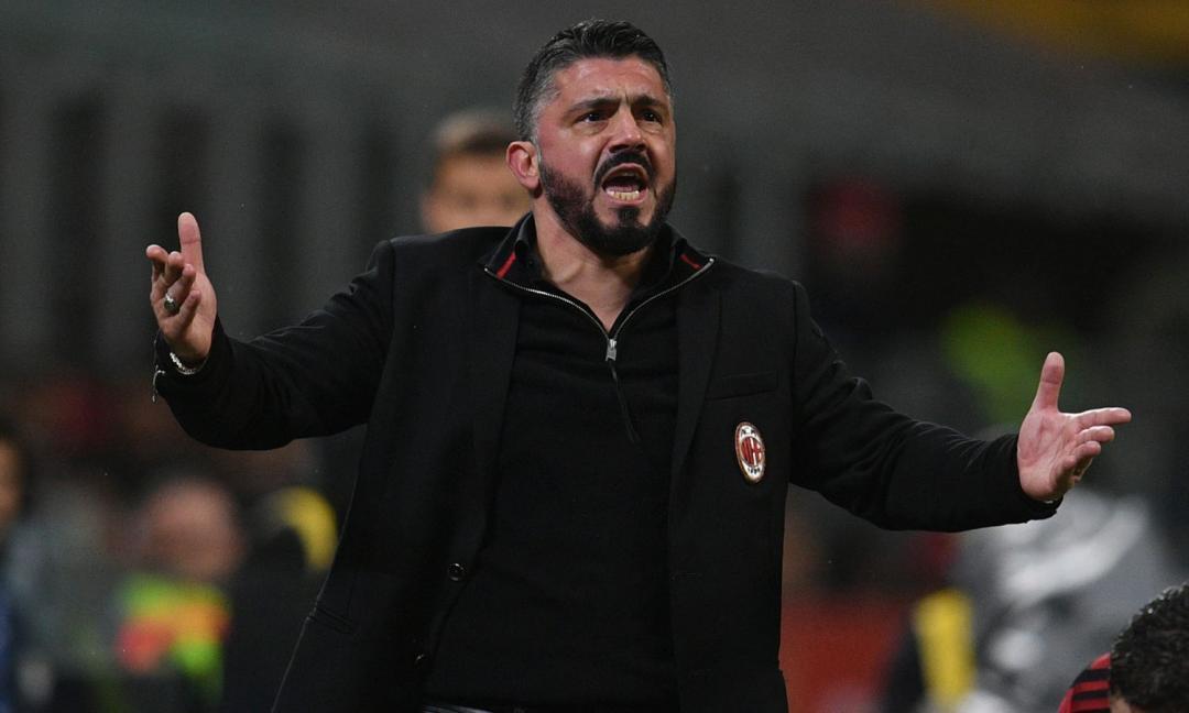 Gattuso: 'Mi piacciono Pogba e Matuidi'