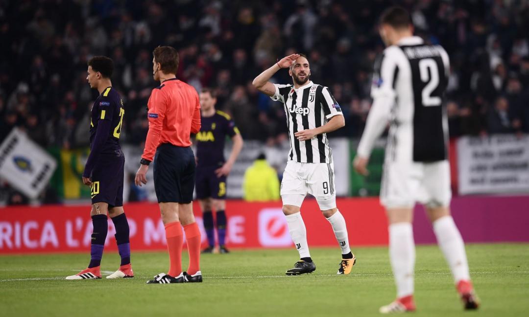 Juventus-Tottenham: TOP & FLOP a fine primo tempo