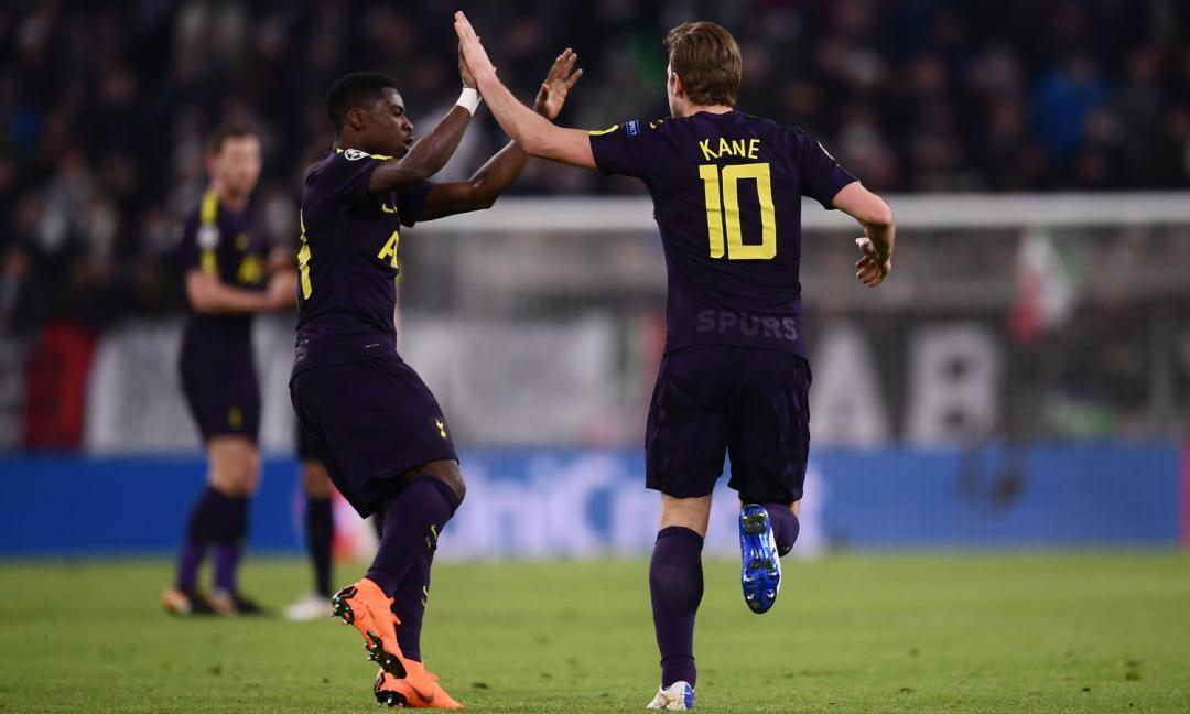 Juve, Kane da record: meglio di Drogba e Ronaldinho