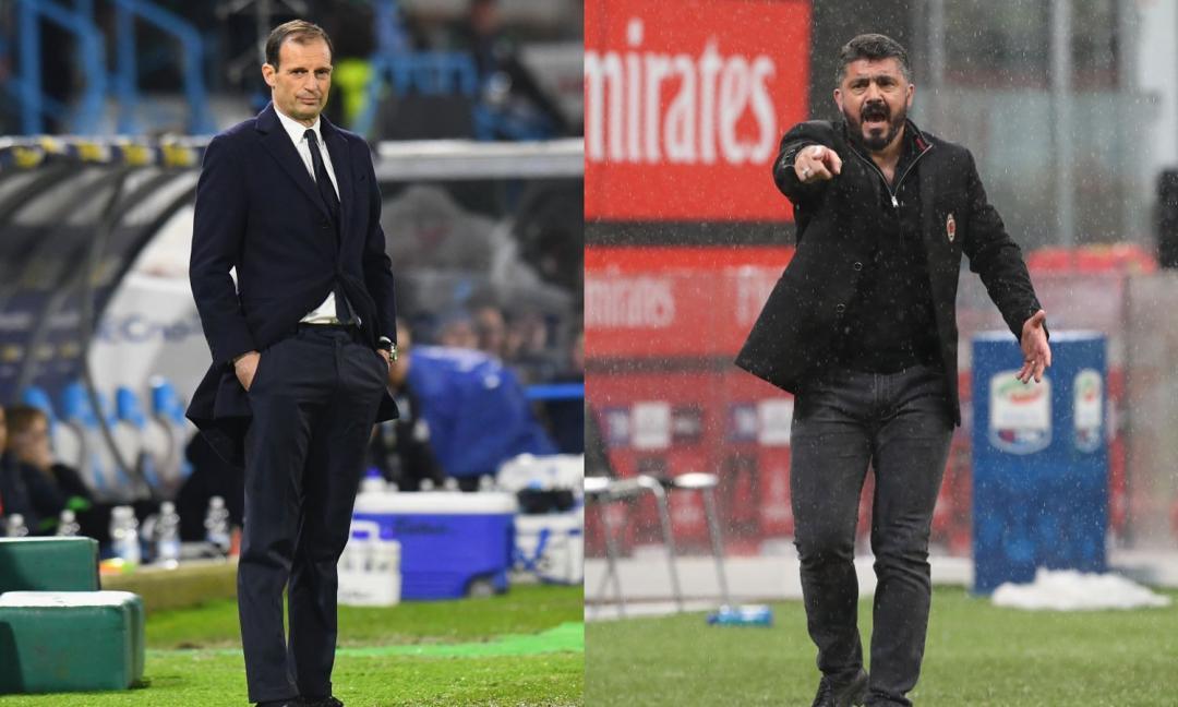 Gattuso: 'Juve più forte d'Europa, Benatia mi piace. Higuain e le liti con Allegri...'
