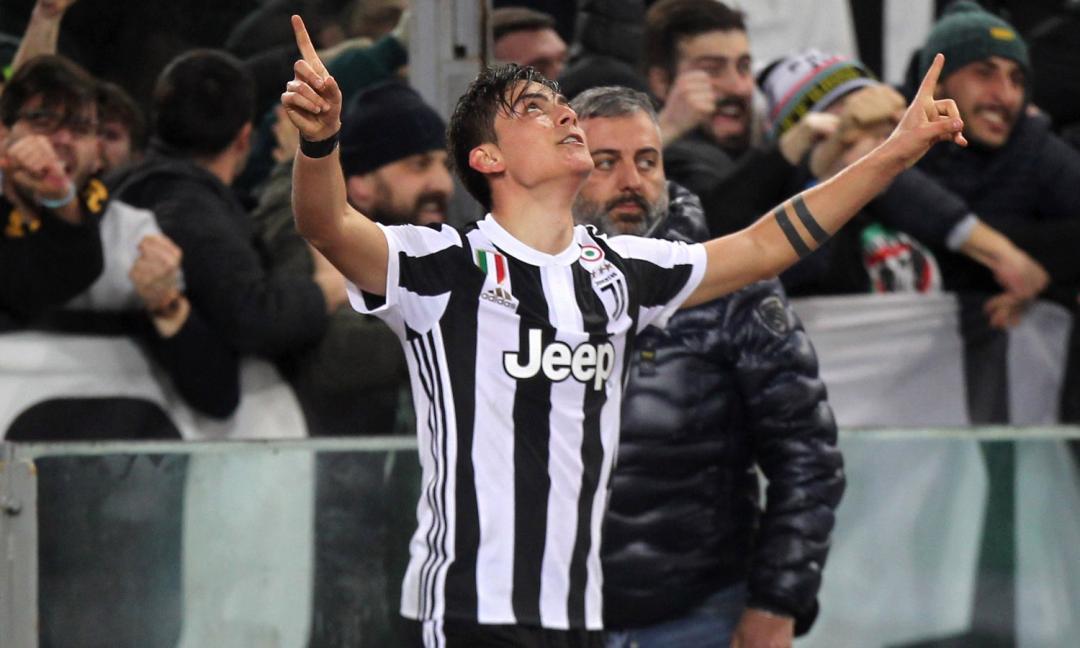 Dybala miglior giocatore del mese di marzo: premiato prima di Juve-Samp FOTO