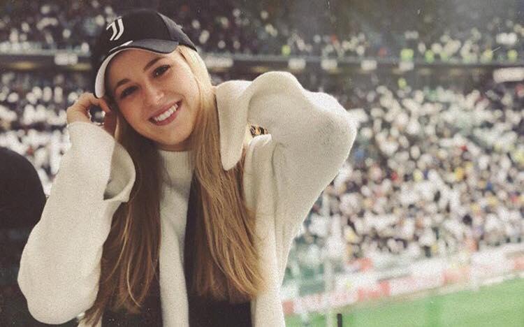 Marchisio, FOTO d'amore per la Juve: che siparietto con Ivana Nedved