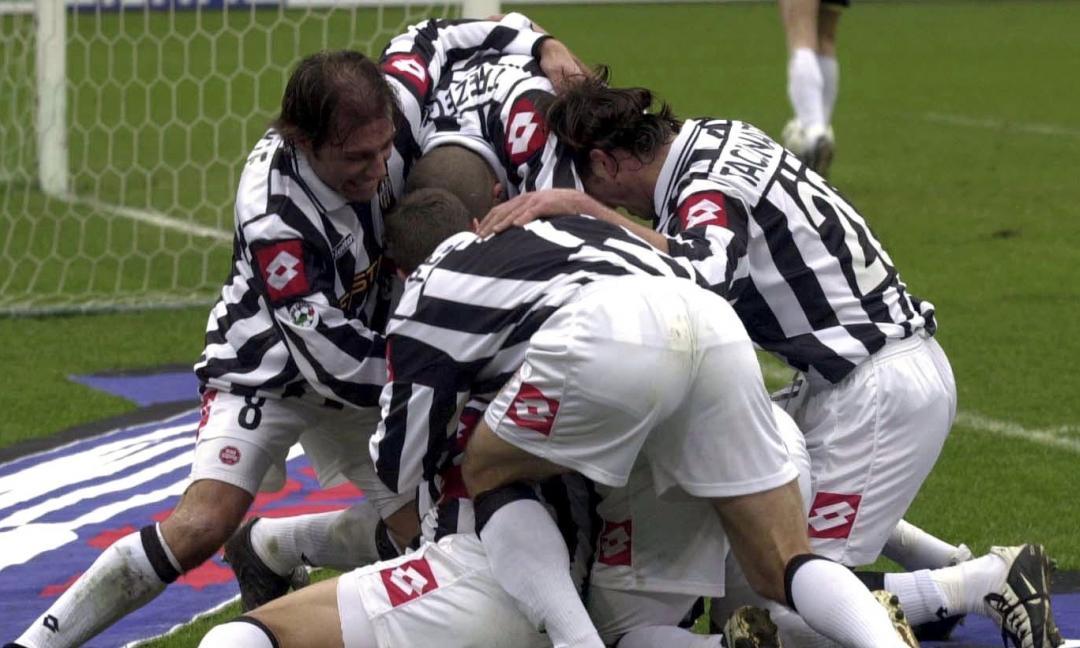 15 settembre 2002: esordio con gol per... Fresi!