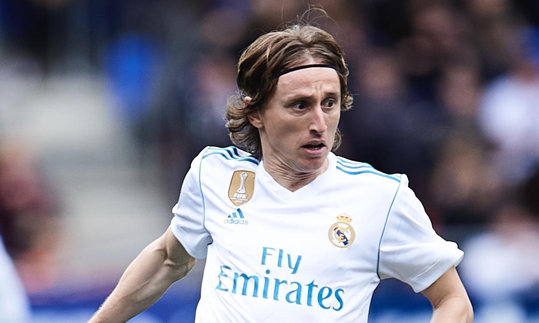 Dalla Spagna: ecco la scelta di Modric per il futuro