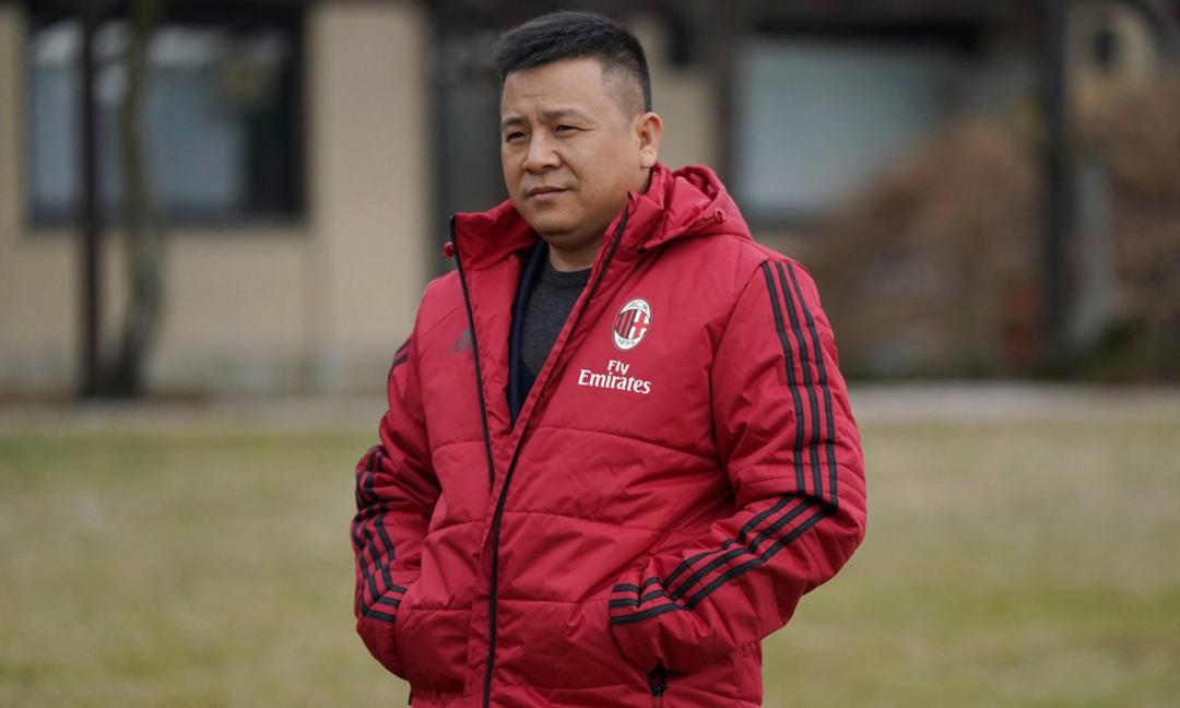Milan, un uomo d'affari malese come socio di Yonghong Li