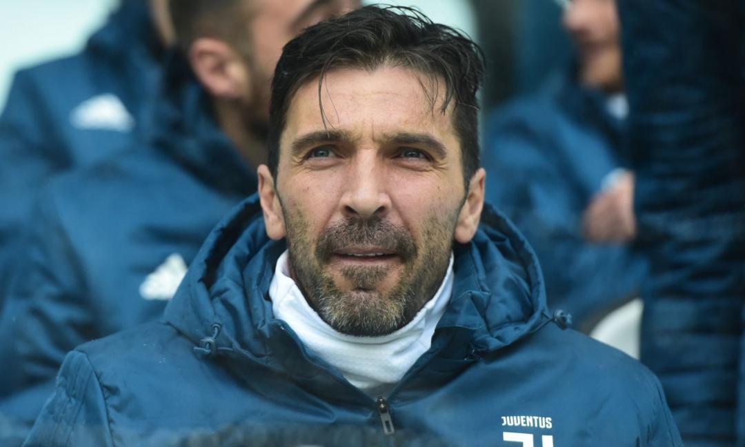 Buffon ha deciso, l'agente: 'Smette con la Juve'. E lui svela: 'Sto invecchiando'