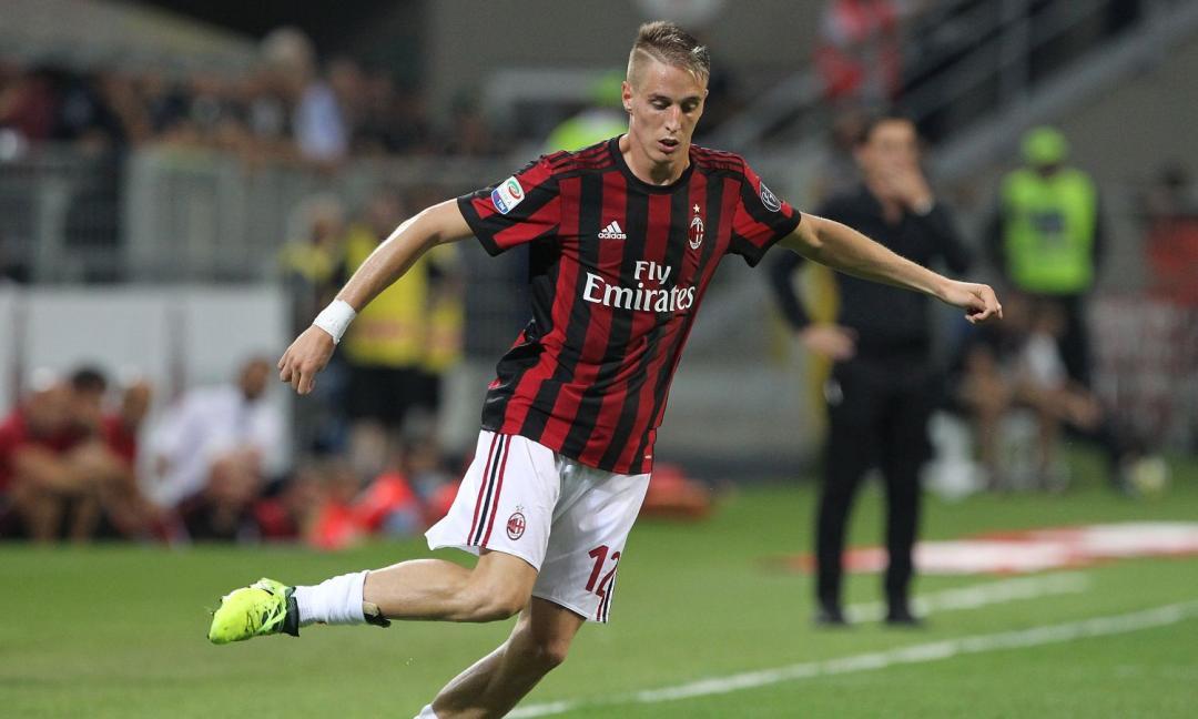 Milan, Conti: 'Io titolare contro la Juve? Ecco la verità'