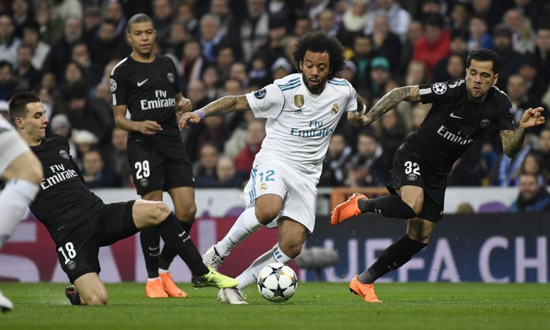 Dalla Spagna: Marcelo pensa alla Juve, offerta già ricevuta!