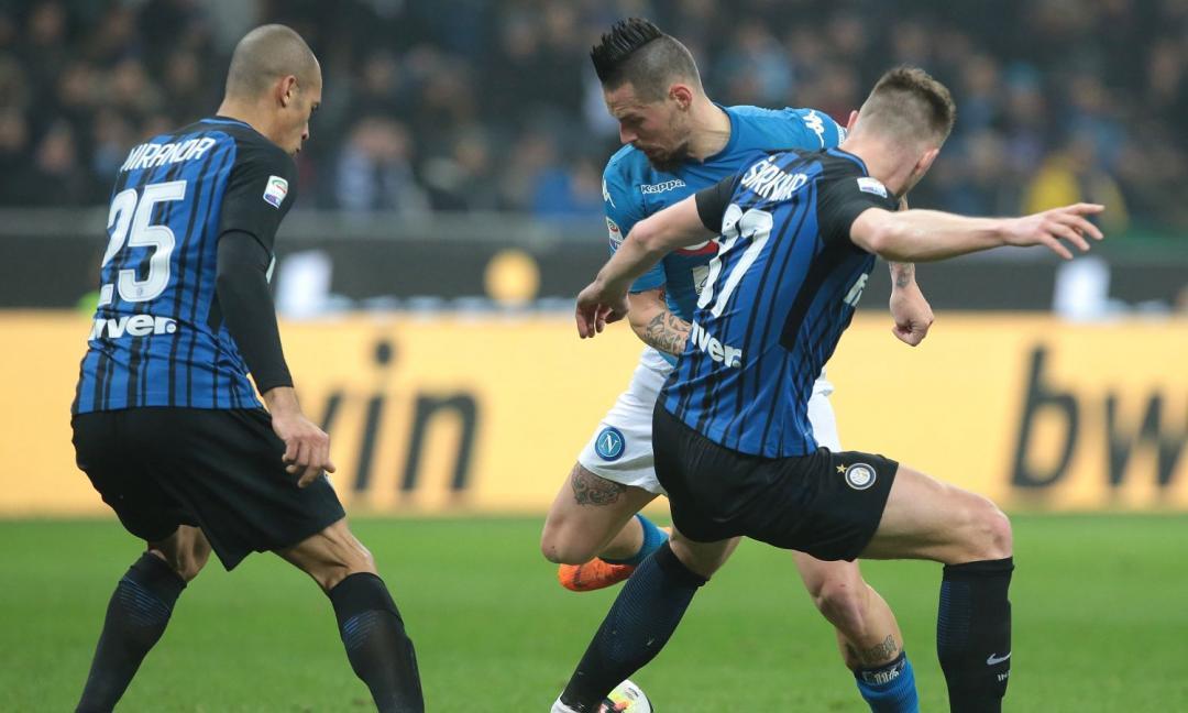 Serie A, Giudice Sportivo: Inter multata per i cori sul Napoli