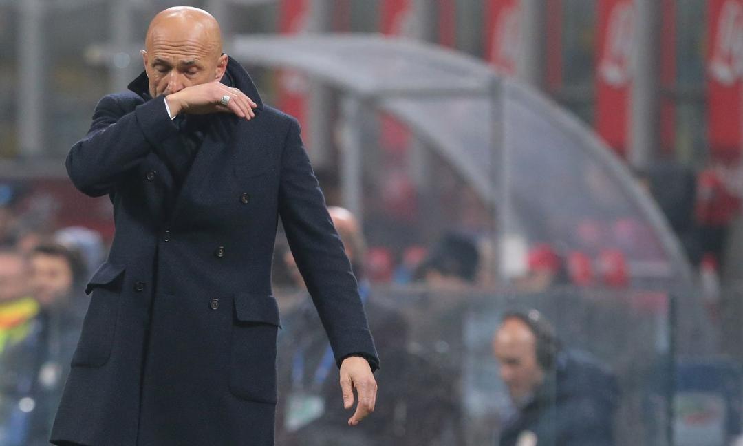 Spalletti: 'Scudetto all'Inter? Il problema non sono Juve e Napoli'