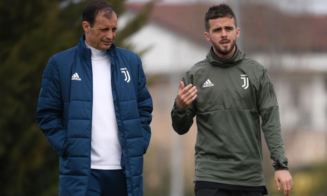 Pjanic vuole tornare in Italia e dà la priorità alla Juve: cosa filtra