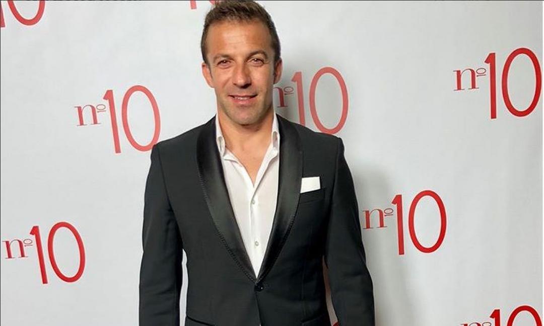 Del Piero in versione ballerino: 'Prove finite' FOTO
