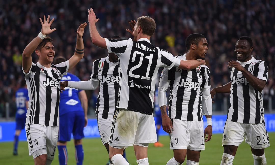 Mandzukic, Howedes, Khedira: l'analisi tattica dei tre gol alla Sampdoria