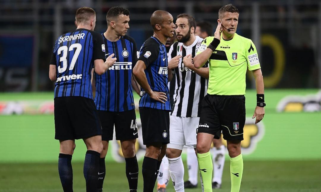 Auriemma: 'Orsato? Sparito dopo Inter-Juve, qualcosa non torna'
