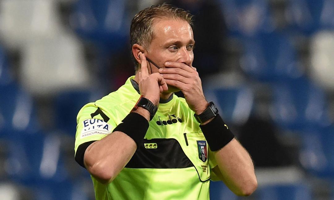 Milan-Juve, Valeri e Var disastrosi, sbagliano tutto. Voto 4