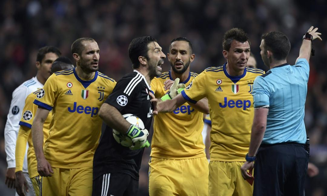 Uefa, Ceferin attacca Buffon: 'Real? E' andato oltre, reazione inaccettabile'