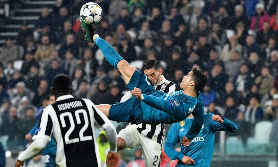 Ronaldo sul gol contro la Juve: 'Il migliore della mia carriera, ecco il segreto'