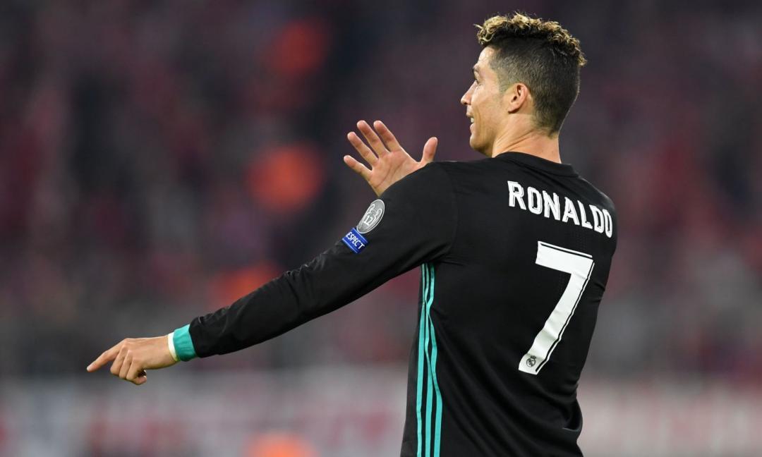 Sportmediaset: Juve, Ronaldo si aggrega al gruppo il 30 luglio