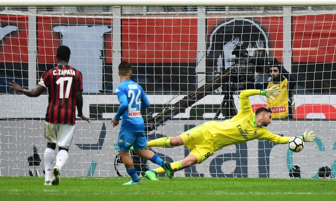 Extra-Juve: Donnarumma blocca il Napoli, City e PSG campioni. Dzeko...
