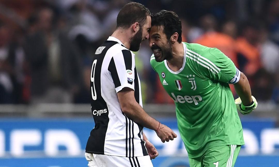 Buffon saluta la Juve, il messaggio sui social FOTO