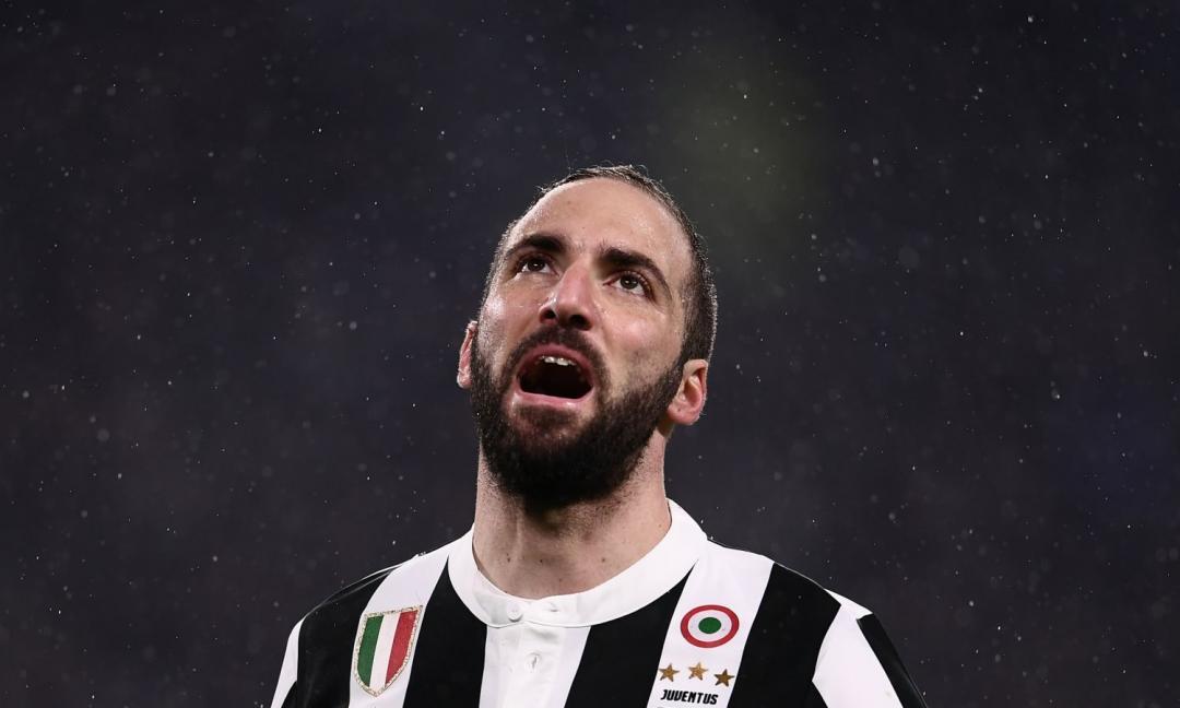 Higuain a caccia di gol per dire addio alla Juve: quella 'bugia' di mercato...