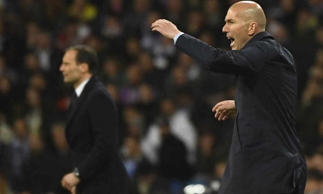 Juve, guarda che Zidane: 100 vittorie sulla panchina Real
