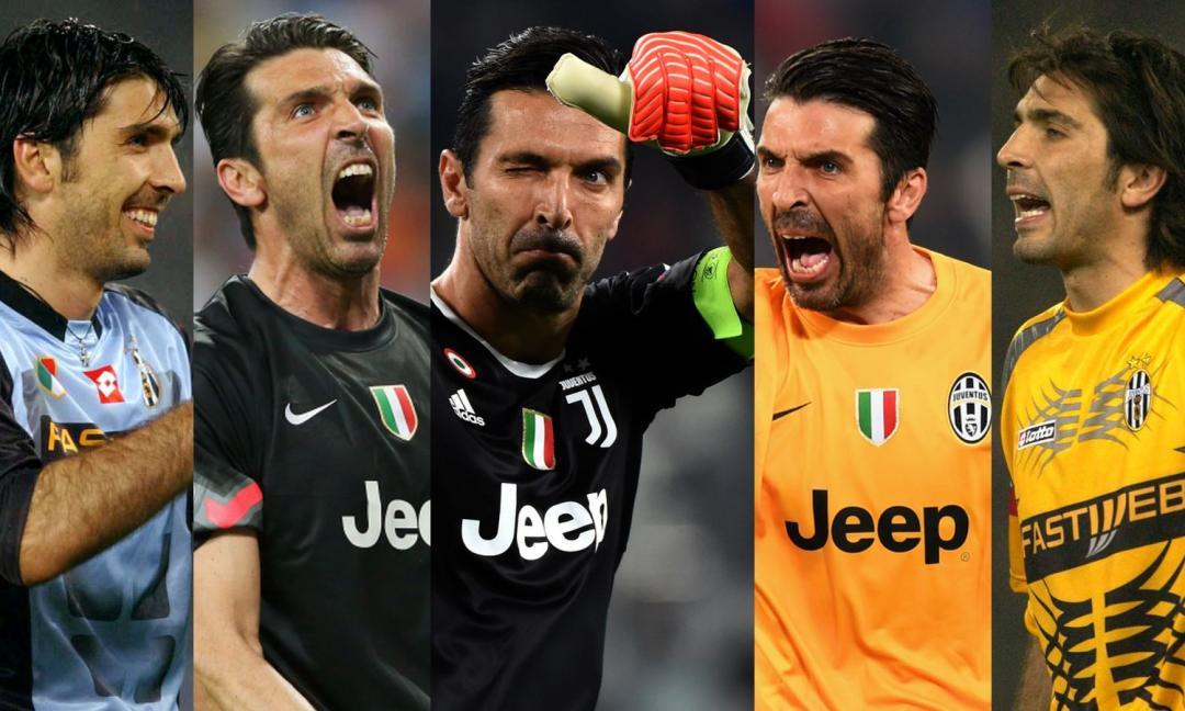 Buffon dice addio alla Juventus: i 10 momenti decisivi in bianconero