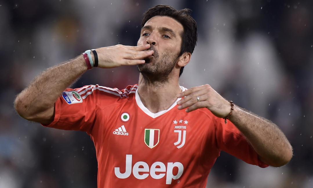 Il saluto della Juventus a Buffon in un meraviglioso VIDEO