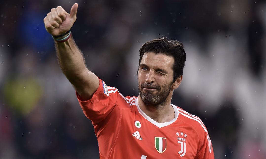 Il web commosso: così i tifosi salutano Buffon. Poi Verdi e Moggi FOTO