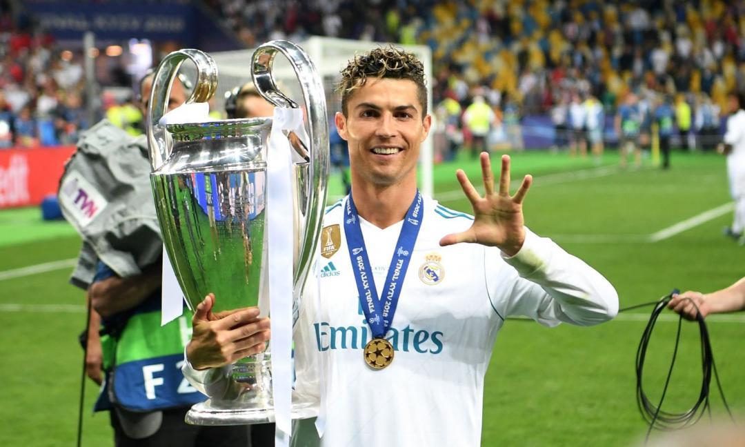 Dal Portogallo: Ronaldo, che bonus se vince la Champions con la Juve!