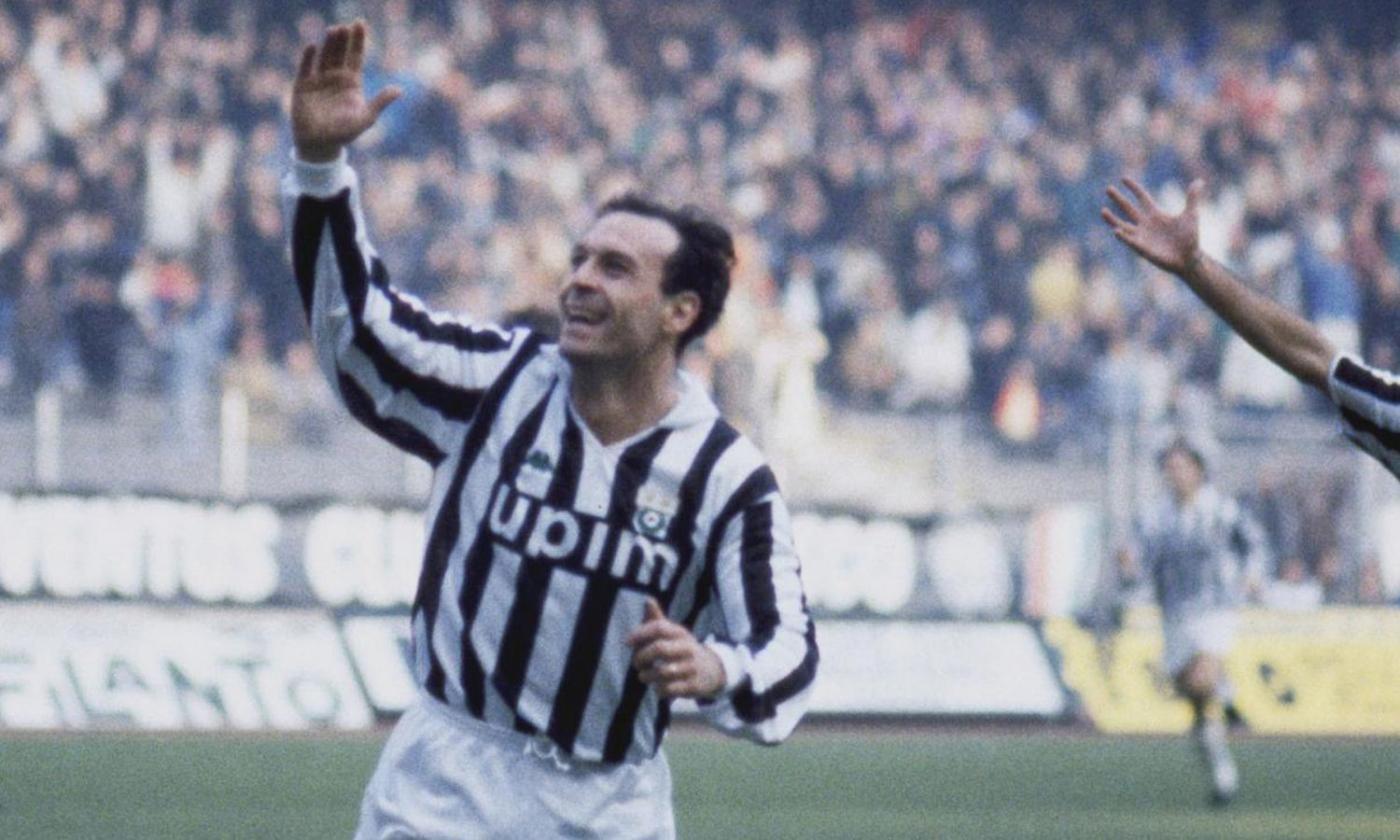Juve, 30 anni fa la tripletta di Schillaci alla Roma | ilbianconero.com