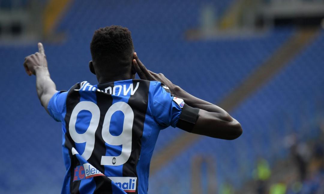 La Juve segue Barrow: valutazione alle stelle, l'Atalanta lo blinda
