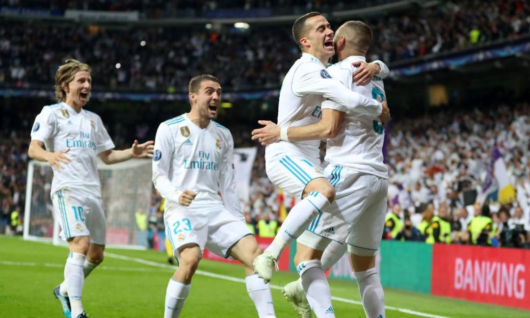 Dalla Spagna: il Real Madrid vende due centrocampisti, uno alla Juve!