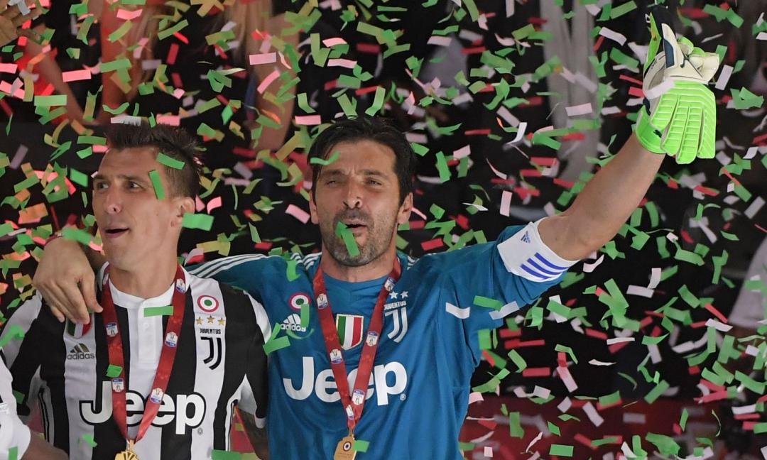 Buffon, conferenza stampa con finale a sorpresa?