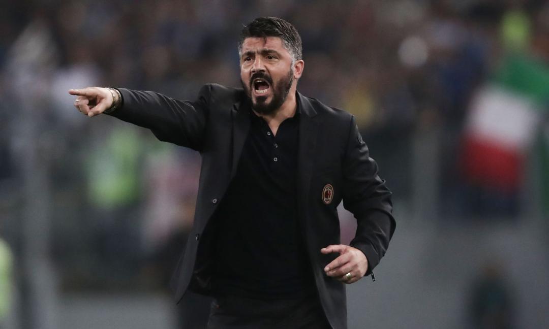 Gattuso: 'Gap con la Juve? La strada è giusta. Higuain bene, ma...'