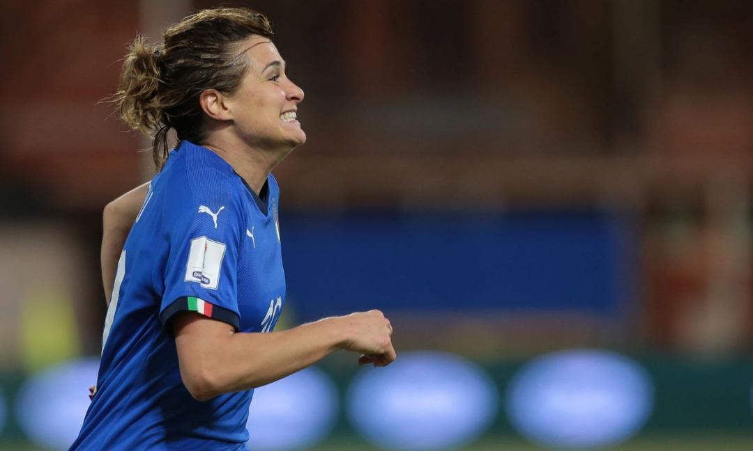 Punizione severa per l'Italia, la Germania vince 5-2. Bonansea gol, male Giuliani
