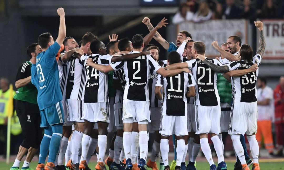 Juve-Verona: dove vedere la festa scudetto in streaming e tv