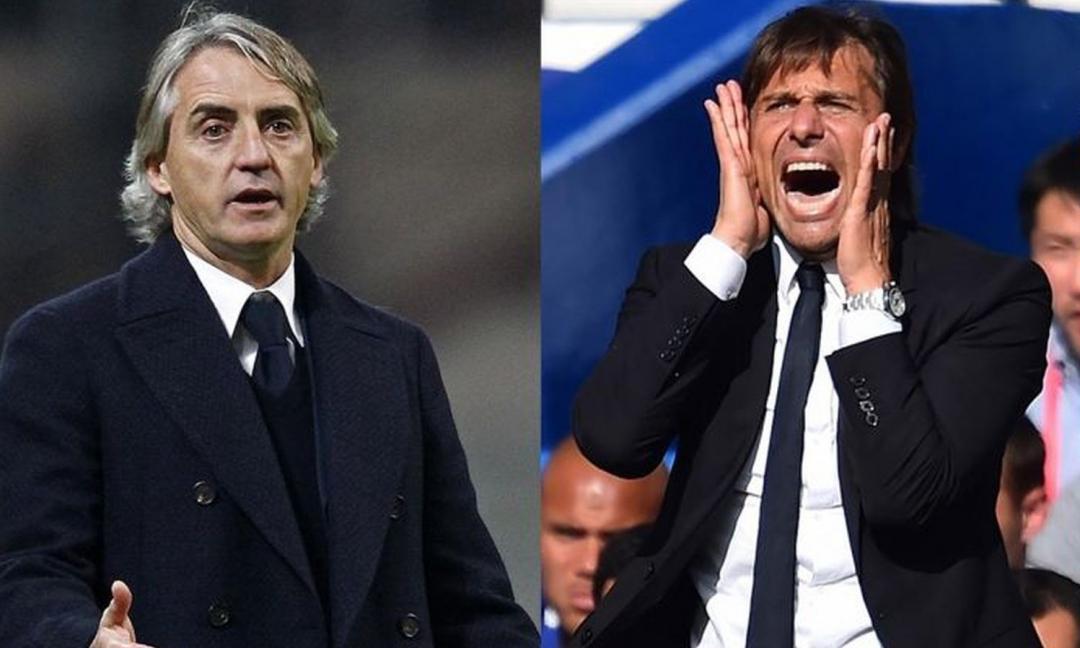 Mancini: 'Inter, scudetto meritato! Ecco la qualità più importante di Conte'