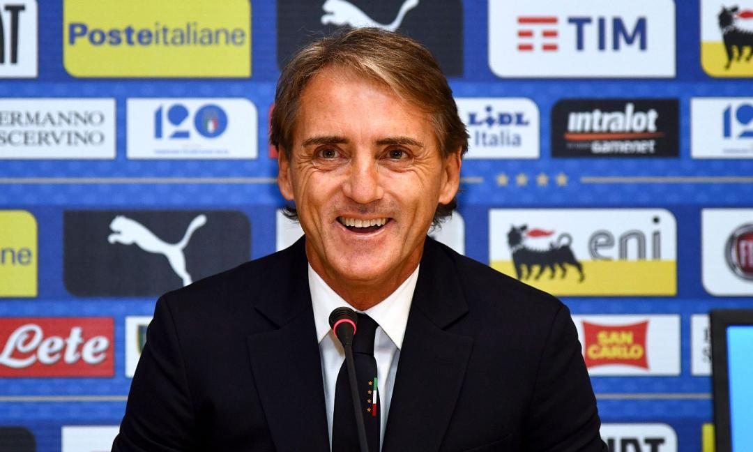 Mancini, il messaggio per Buffon: 'Leadership e lealtà, buona fortuna'