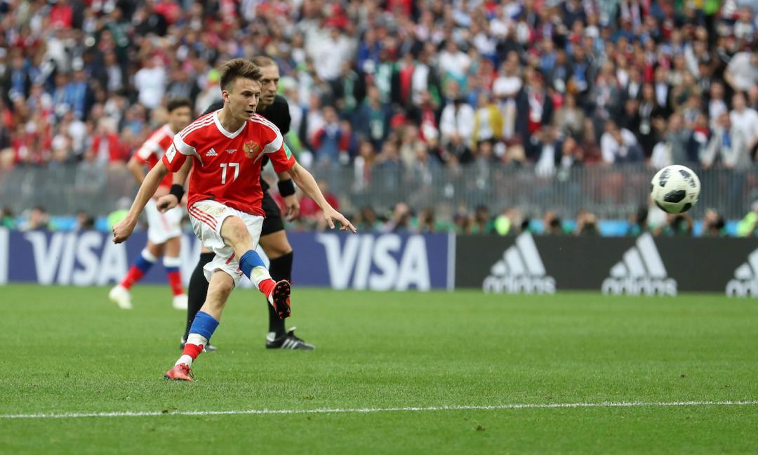 La Juve non molla Golovin: il punto sull'affare