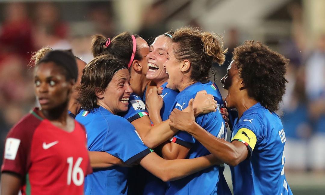Sorteggio Mondiale femminile: ecco le avversarie dell'Italia