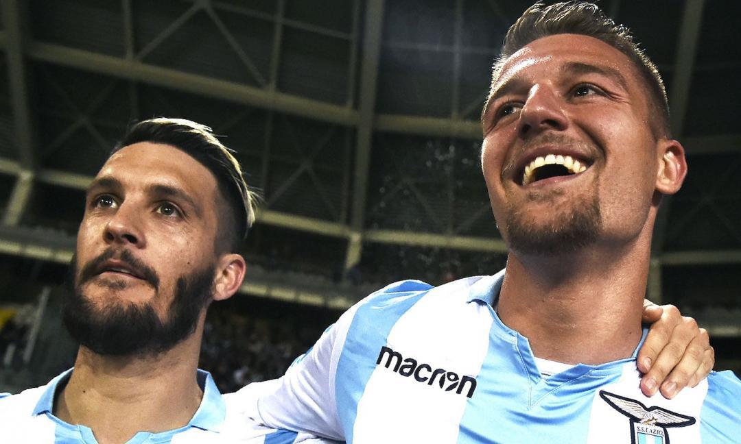 Serie A: poker Lazio, si ferma l'Atalanta