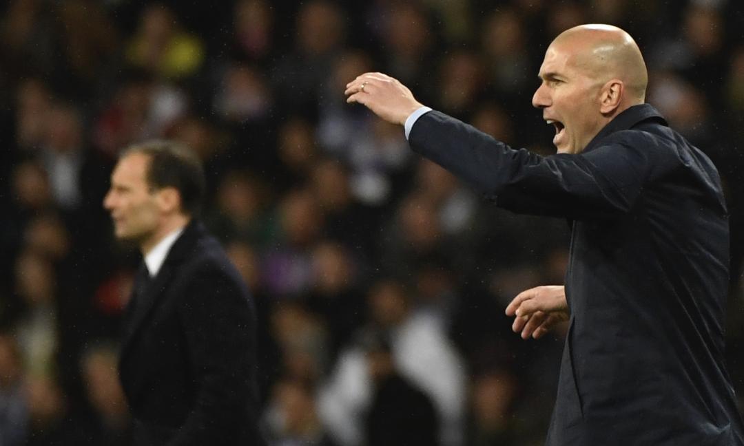 Dalla Francia: con Zidane allo United assalto a un sogno della Juve