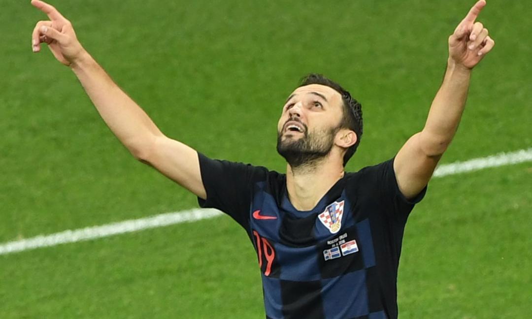 Juve, senti Badelj: 'Ronaldo? Alza il livello del club e della Serie A'
